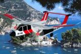 R/C Airplane Glider