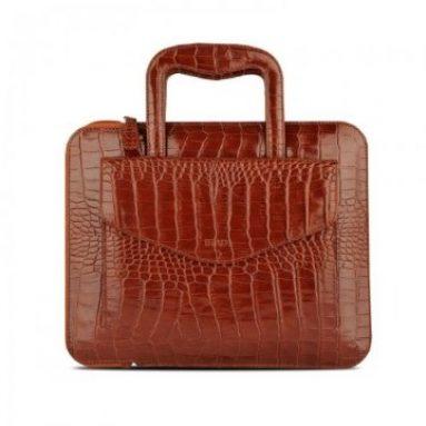 Mapi Leather Sia iPad Handbag Briefcase