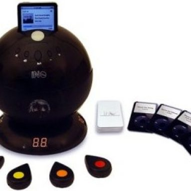 iNo Interactive Game System for iPod