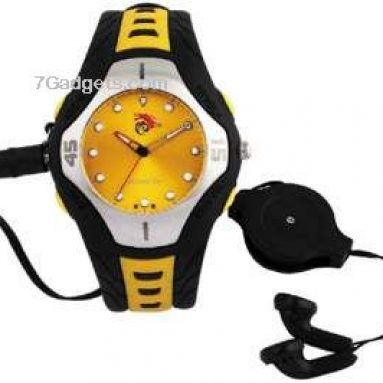 MP3 Music player watch