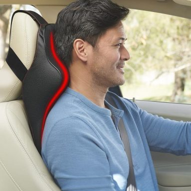 The Neck Pain Relieving Car Head Rest