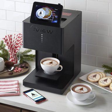 The Image Replicating Food/Beverage Printer