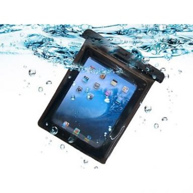 Waterproof Case for the New iPad