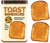 wacky and toast bandages