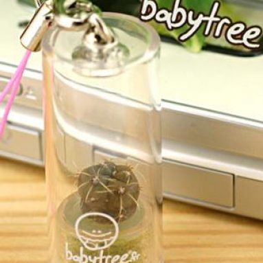 Babytree Cell Phone Strap