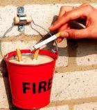 Fire Bucket Ashtray