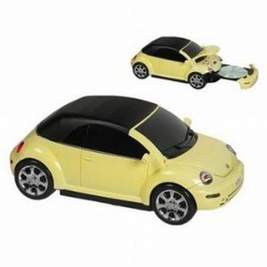 VW Convertible Bug CD Player
