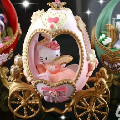 Sanrio Hello Kitty World's Princess Figure