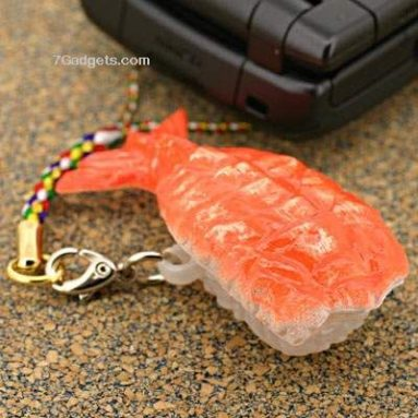 SUSHI Cell Phone Strap