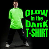 Glow in the Dark (and Under Blacklight) T-Shirt