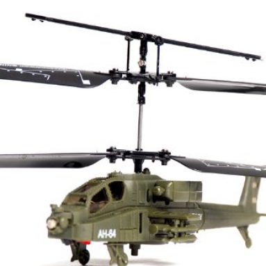 Syma S012 Apache AH-64 Infrared RC Helicopter