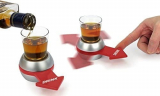 Spin the Shot and Pinball Pint Glass Gift Set