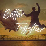 Better Together Neon Sign for Backdrop