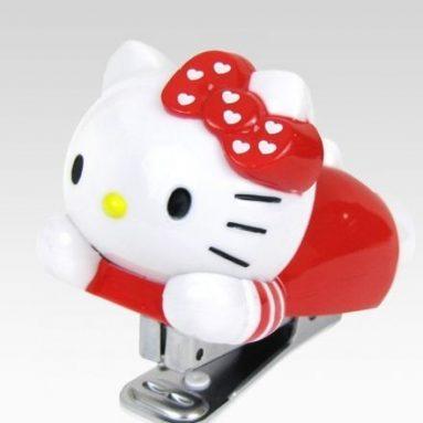 Hello Kitty Stapler