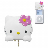 Hello Kitty FM Transmitter for iPod