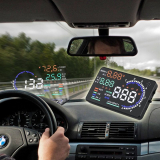 5.5 Color LCD Screen Speed Car Vehicle Head Up Display