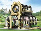 Building Blocks City Botanical Gardens Building Blocks Set & Lights Creator Toys
