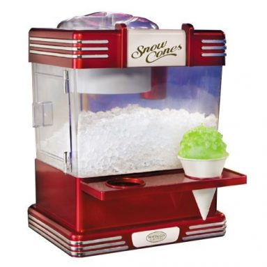 Retro Snow-Cone Machine