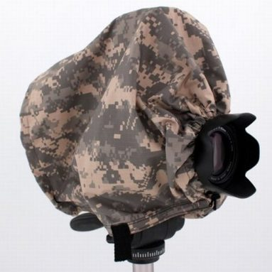 Digital Camouflage Camera Rain Cover