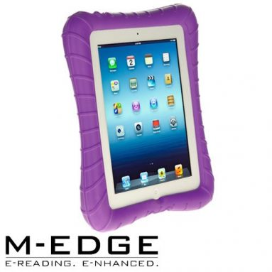 Purple SuperShell Shock Absorbing Case for Apple iPad 3