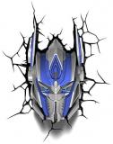 3D Lights 3D Deco Light Transformer Optimus Prime Night/Safety Light