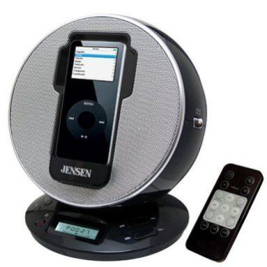 Jensen iPod Docking Station – Sphere