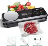 Vacuum Sealer Blusmart 80Kpa Full Automatic Vacuum Food Sealer Machine