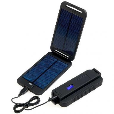 Solar Charger For  iPad 2