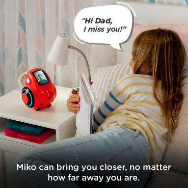 Miko 2: Playful Learning STEM Robot | Programmable + Voice Activated AI Tutor + Autonomous + Educational Games