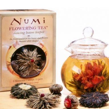 Numi Tea Dancing Leaves Teapot