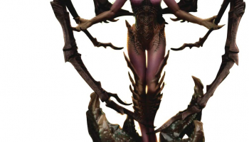 Beast Kingdom Starcraft II: Kerrigan DS-070 D-Stage Statue