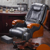 High-Back Executive Swivel Office Desk Chair