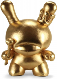 Kidrobot Dunny 20″ Inches Gold Plush