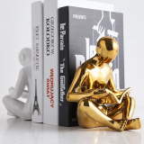 Nordic Character Bookends