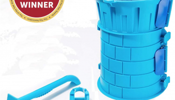 Sand or Snow Castle Mold Set