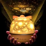 Star Projector Night Light