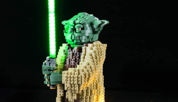 Light Set for (Star Wars Yoda Building Blocks Model