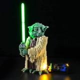 Light Set for (Star Wars Yoda Building Blocks Model