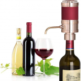 Electric Smart Wine Aerator Pourer Wine Aerator Electric Portable Battery-Operated