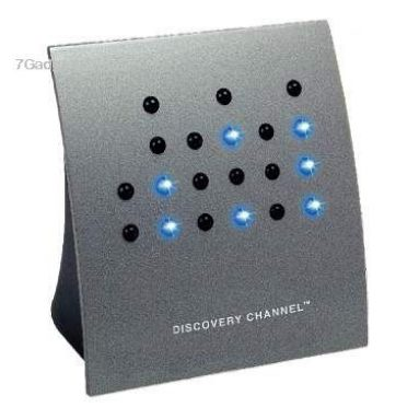 Discovery Binary Clock