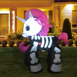 Inflatable Halloween Decoration Inflatables Unicorn