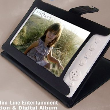 Slim-Line Digital Entertaiment Station and Media player