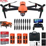 Autel Robotics EVO II 8K Camera Drone Rugged Bundle