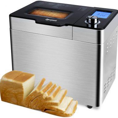 Bread Machine, 25-in-1 Programmable Program