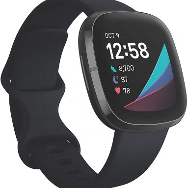 Fitbit Sense Advanced Smartwatch with Tools for Heart Health