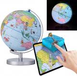 Globe Smart Augmented Reality World Globe
