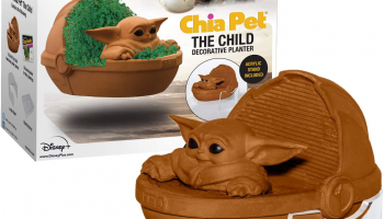 Chia Pet Star Wars