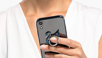 SWAROVSKI Swan Ring Sticker