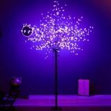 LED Lighted Cherry Blossom Tree