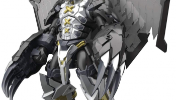 Digimon – Black Wargreymon (Amplified), Bandai SpiritsFigure